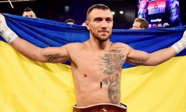 Стало известно, с кем может сразиться украинский боксер Ломаченко в следующем бою