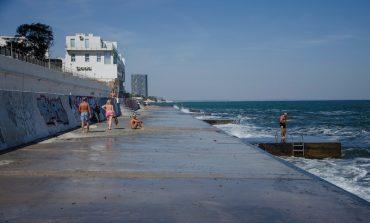 Одесса: пляжный сезон продолжается (фото)