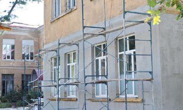 В Еврейской больнице в Одессе проходит капитальный ремонт реанимации (фото)