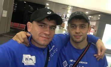 Борцы из Одесской области представляют Украину на Чемпионате мира в Нур-Султане