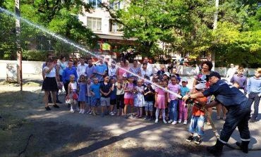 День открытых дверей  провели спасатели  в Белгороде-Днестровском
