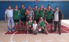Баскетболисты из Холмского Арцизского района вышли в финал областного первенства