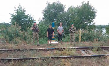 Хотели попить кофе: пограничники задержали  голландских каякеров, незаконно пересекших государственную границу Украины