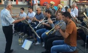Духовой оркестр из Болградского района представляет Украину в Болгарии