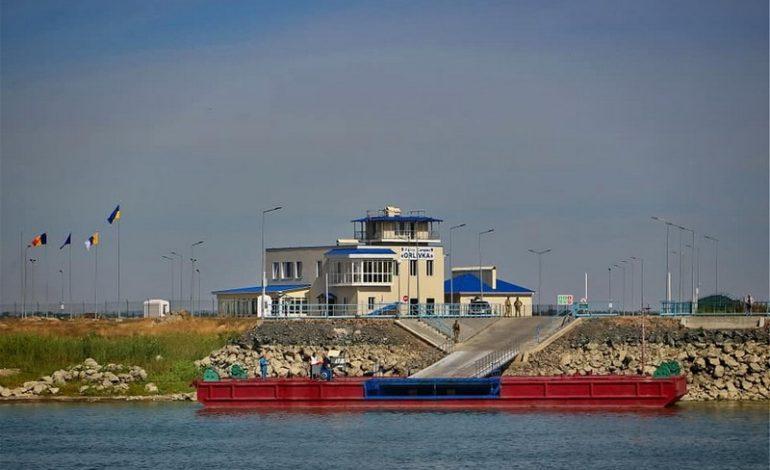 Переправа «Орловка – Исакча»: на Дунае провели первый тестовый проход паромов (фото,видео)