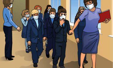 Правила эвакуации школьников во время пожара: узаконенная шизофрения и обязательное раздвоение личности учителя