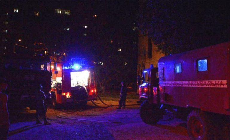 В Одессе произошел пожар в общежитии
