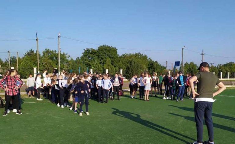В Белгород-Днестровском районе проходит спортивная неделя