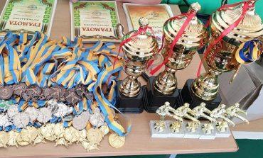 """Бойцовский клуб """"MMA Artsyz"""" занял второе командное место в чемпионате по  ушу-саньда"""