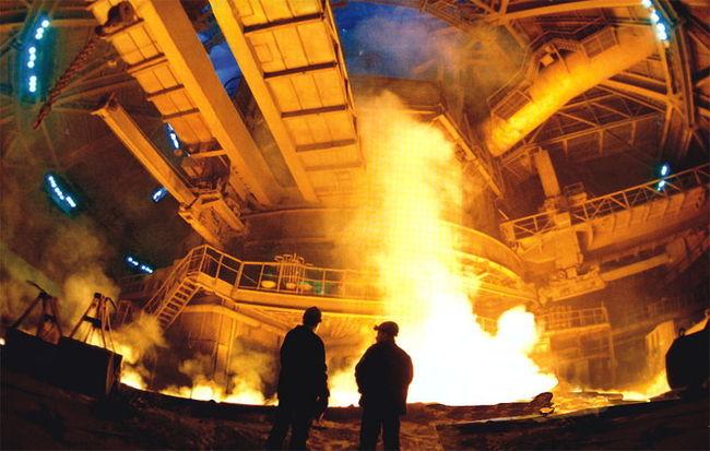 Украина поднялась на 11-е место в рейтинге мировых производителей стали