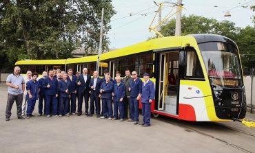 Во второй половине октября в Одессе будет ездить еще один новый трамвай