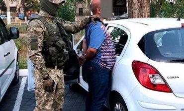 Дал взятку пограничнику: одессита задержали за предоставление неправомерной выгоды в размере 1500$