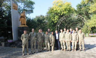 Арциз: городской совет чествовал защитников Украины (ФОТО)