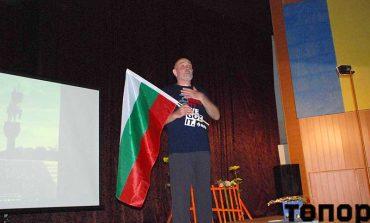 Моноспектакль канадского болгарина в Болграде (фото)