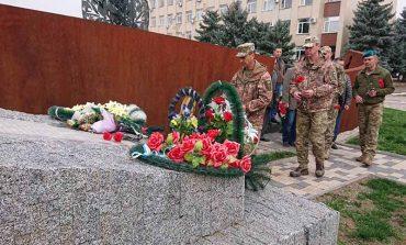 В Болграде отметили 75-летие освобождения Украины