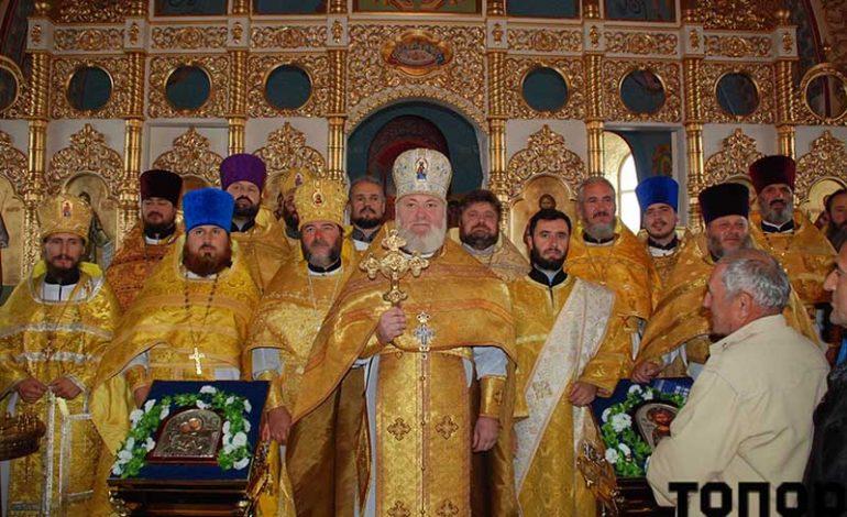 Первая церковная служба на гагаузском языке в Украине (фото)