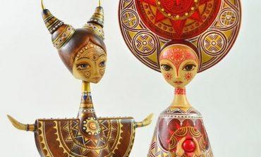 Болградский район: коллекцию болгарских костюмов из Городнего представили в одесском музее