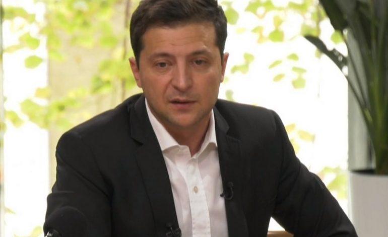 Владимир Зеленский даст пресс-конференцию по итогам первого года президентства