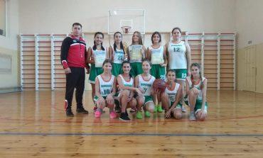 В Арцизском районе стартанула Детская лига по баскетболу среди девушек (ФОТО)