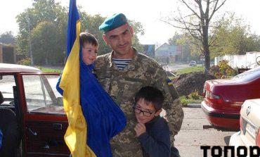 Болградские морпехи вернулись в ППД