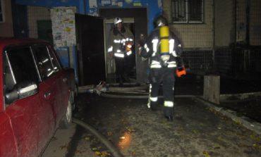 В Одессе горел жилой дом: во время пожара спасли три человека
