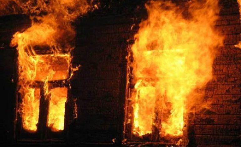 В Тарутино при пожаре погиб человек