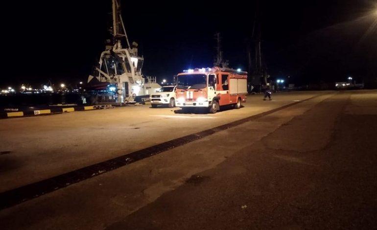 «Террористы» заминировали причал Южного порта: очередные учения СБУ прошли успешно