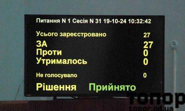 Болградский райсовет: депутатский фонд пойдет на дороги