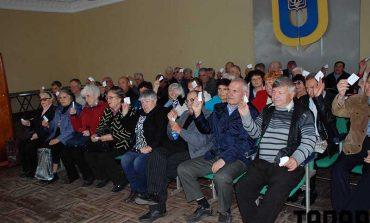 Болградский район: ветераны подвели итоги и переизбрали руководство