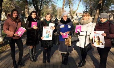 В Болградской районе проходит акция против насилия