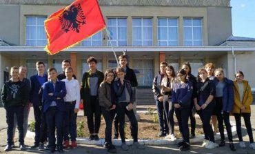 В селе Болградского района отметили День независимости Албании