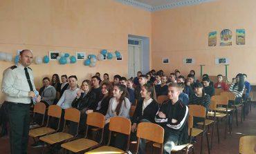 Нацгвардия «отработала» Болградский район