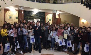 Высокие результаты школьников Арциза на областном турнире будущих юристов