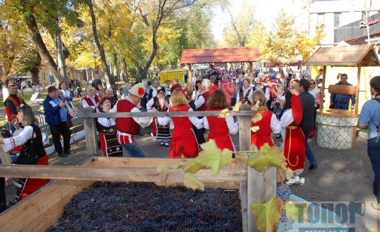 «Bolgrad Wine Fest-2019»: как в Болграде гостей виноделию учили (фоторепортаж)