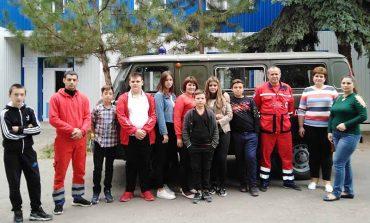 В Болграде детей знакомят с профессиями