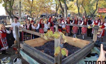 В Болграде с успехом прошел первый день IX Международного фестиваля «Bolgrad Wine Fest-2019»