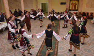 Одесские болгары отпраздновали Димитров День народными танцами, песнями и обрядами (фото)