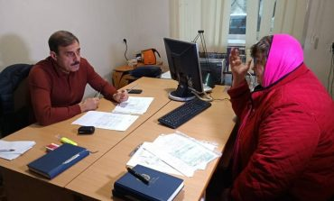 Нардеп Антон Киссе провел депутатский прием в Арцизском и Тарутинском районах (видео)