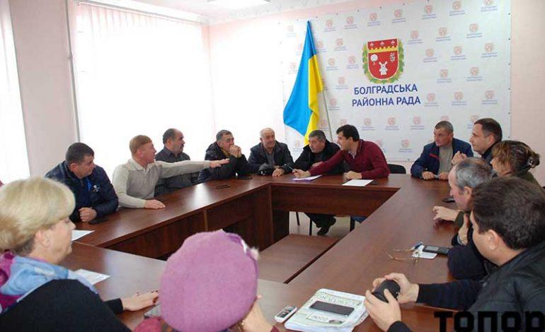 В Болграде обсудили варианты административно-территориального устройства района