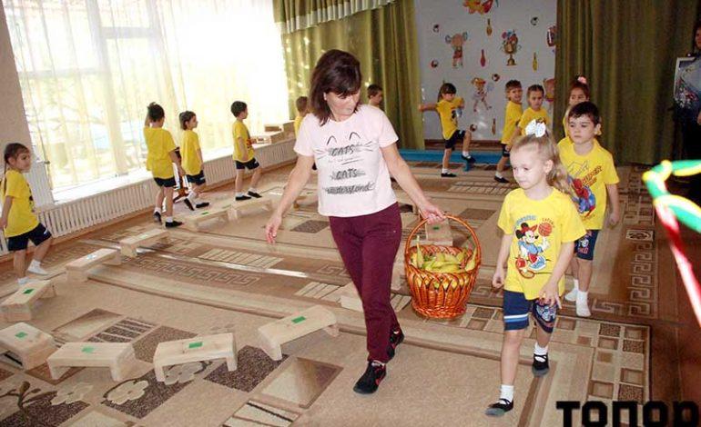 В Болграде учились воспитатели