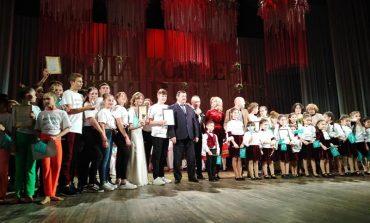 Арцизские таланты участвовали  в  областном туре  фестиваля «Чистые росы»