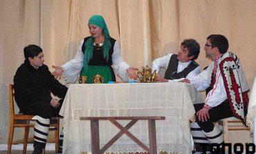Ожившие воспоминания на болградской сцене (фото)