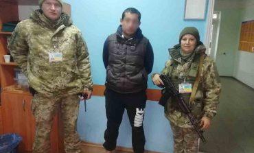 Пограничники задержали гражданина Молдовы, которого разыскивал Интерпол