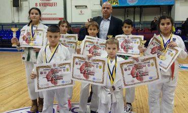 Каратисты из Болградского района завоевали серебро кубка Украины
