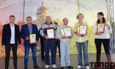 В Болграде назвали лучших виноделов