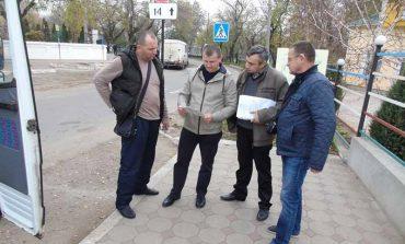 В Болграде взялись за перевозчиков