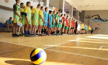 Измаильские пограничники взяли «золото» в чемпионате Государственной пограничной службы Украины по волейболу