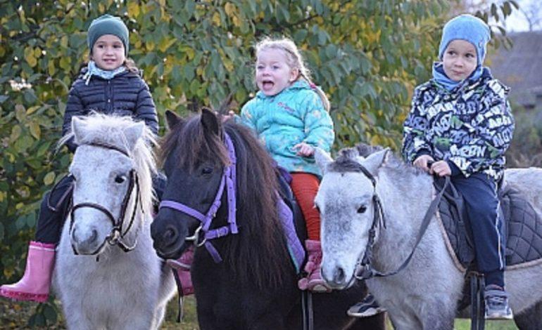 Пони-клуб открыли за  Белгород-Днестровским