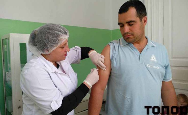 Болградцев приглашают на вакцинацию