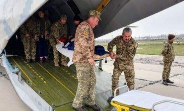Бойца из Сараты тяжело ранили на Донбассе